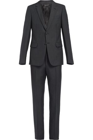 Prada Men Suits - Classic two-piece suit - Grey