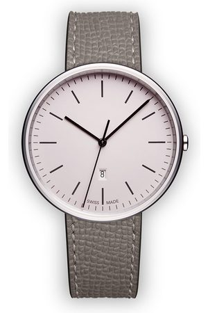 Uniform Wares M38 Date watch - Grey