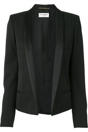 Saint Laurent Open front blazer