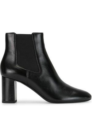 Saint Laurent Mid heel leather upp