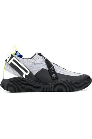Swear Crosby knit sneakers - Grey