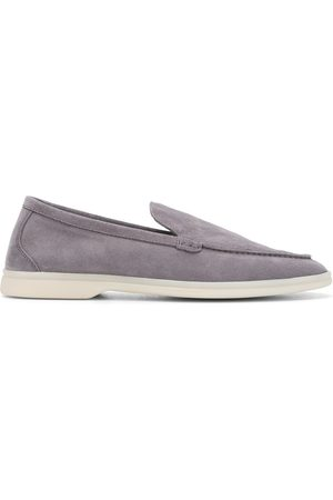 Scarosso Ludovico loafers - Grey