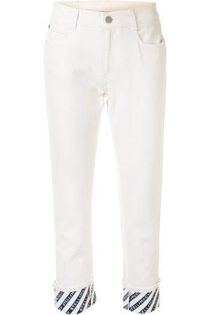 Stella McCartney Women Boyfriend Jeans - The Skinny Boyfriend cropped jeans