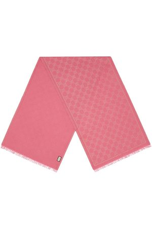 Gucci GG lamé scarf