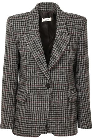 Isabel Marant Kerstin Wool Single Breast Jacket