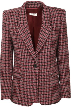 Isabel Marant Women Jackets - Kerstin Wool Single Breast Jacket