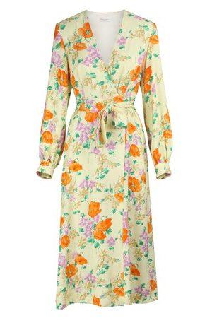 DRIES VAN NOTEN Printed maxi dress