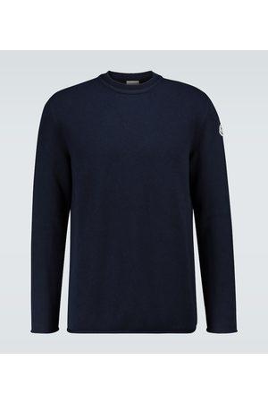 Moncler Cashmere-blend sweater