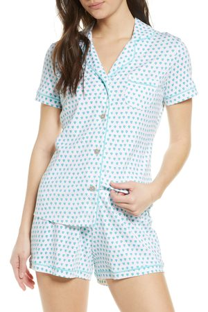 Roller Rabbit Women's Heart Short Pajamas