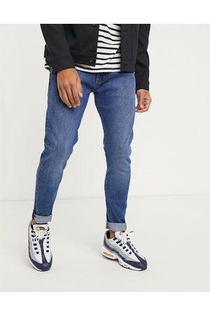 Wrangler Bryson skinny jeans in mid