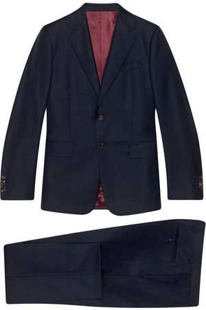 Gucci Men Suits - Single-breasted two-piece suit