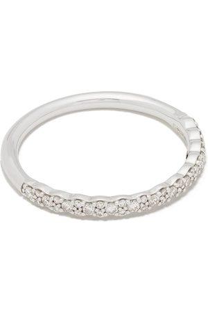 ASTLEY CLARKE 14kt Interstellar Half Eternity diamond ring