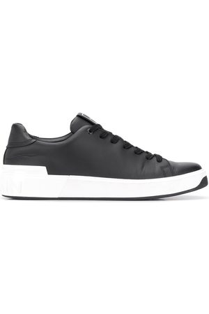 Balmain Men Sneakers - B-Court low-top sneakers