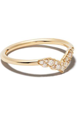 ASTLEY CLARKE 14kt Interstellar Axel diamond ring