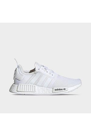 adidas Big Kids' Originals NMD R1 Casual Shoes in Size 4.0