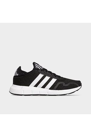 adidas Big Kids' Originals Swift Run X Casual Shoes in Size 4.0
