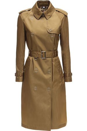 Burberry Lvr Exclusive Oban Econyl Trench Coat
