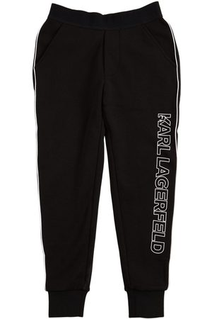 Karl Lagerfeld Cotton Sweatpants
