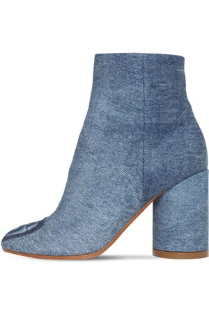 MM6 MAISON MARGIELA 90mm Ankle Boots