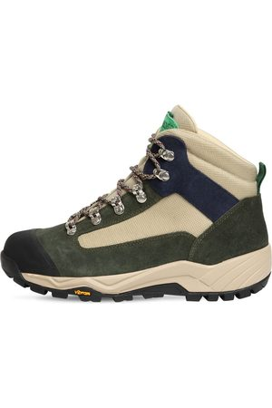 Diemme 30mm Suede & Mesh Hiking Boots