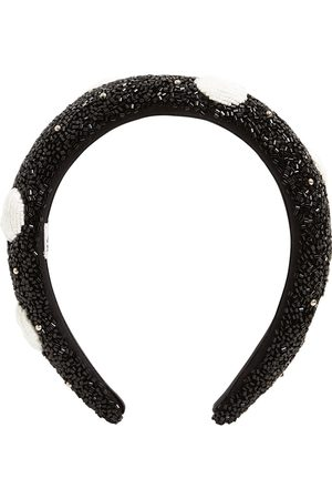 Ganni Women Headbands - Beaded Headband