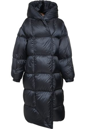 Max Mara Waterproof Nylon Long Down Coat