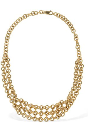MAGDA BUTRYM Rodcol Chained Short Necklace