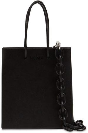 Medea Women Shoulder Bags - Short Leather Bag W/chain