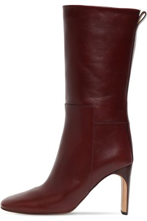 Jil Sander Women Thigh High Boots - 90mm Leather Tall Boots