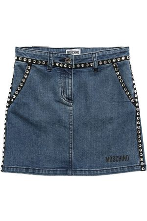 Moschino Stretch Cotton Jeans