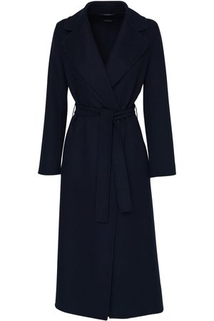 Max Mara Poldo Belted Wool Coat