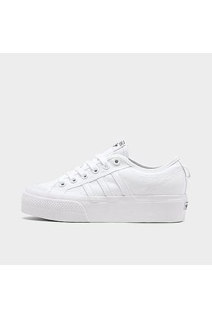adidas Women's Originals Nizza Platform Casual Shoes in