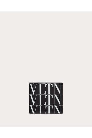 VALENTINO GARAVANI Men Wallets - Vltn Times Wallet Man / 100% Pelle Bovina - Bos Taurus OneSize