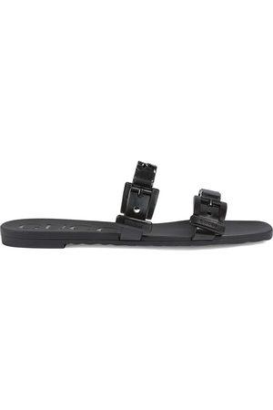 Gucci Chain-strap slide sandals