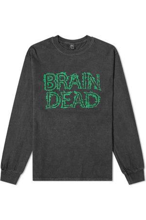 Brain Dead Long Sleeve Gooey Tee