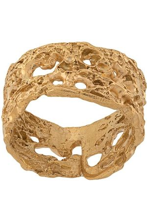 Lee Women Rings - Piloso textured ring
