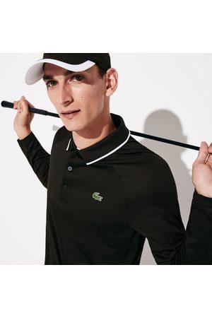 Lacoste Men's Sport Breathable Golf Polo Shirt : /