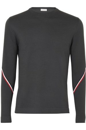 Moncler Men Sweatshirts - Logo sweater