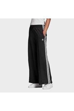 adidas Women's Originals PrimeBlue Relaxed Wide Leg Sweatpants