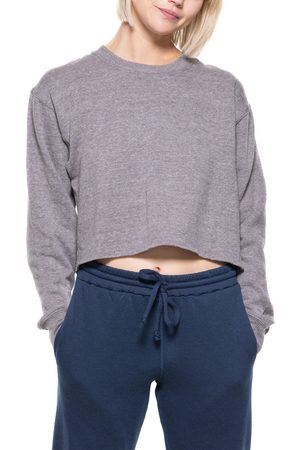 Sub Urban Riot Women's Gigi Crop Sweatshirt