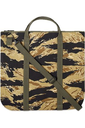 The Real McCoys Men Bags - The Real McCoy's Tiger Camouflage Helmet Bag