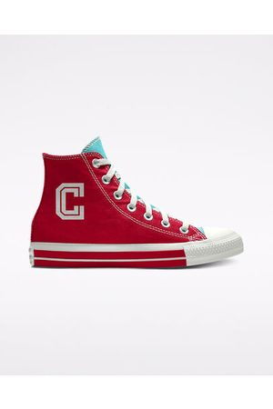 Converse Custom Embroidered Letter Chuck Taylor All Star By You