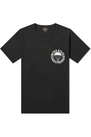 The Real McCoys The Real McCoy's United States Paratroopers Tee