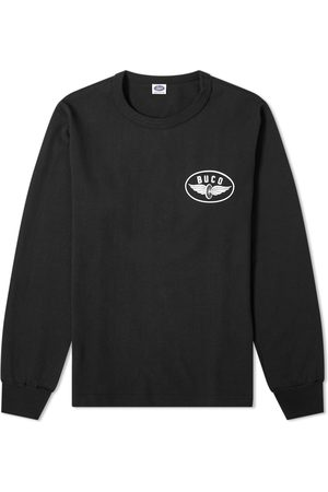 The Real McCoys The Real McCoy's Long Sleeve Buco Riding Togs Tee