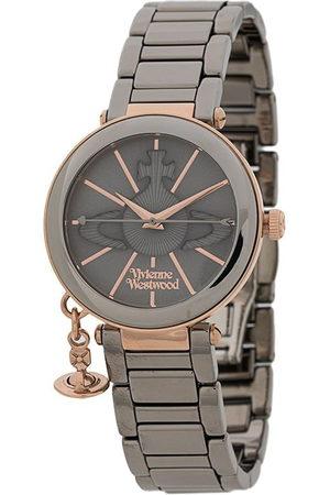 Vivienne Westwood Women Watches - Kensington 30mm watch - Grey