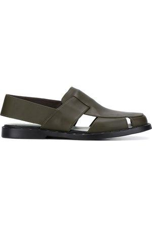 Camper Men Flat Shoes - Twins flat sandals