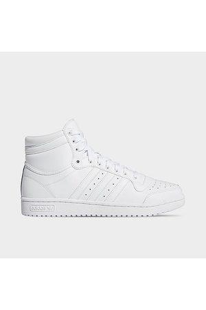 adidas Men's Originals Top Ten Hi Casual Shoes in Size 9.0 Leather