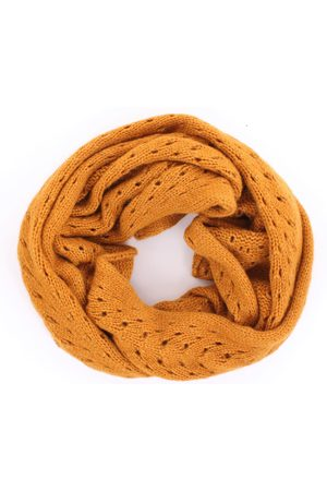 Attic and Barn Scarves Women Mustard