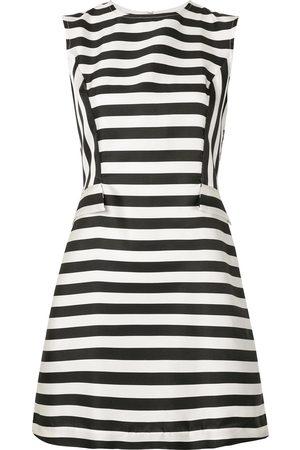 Bambah Arayas striped mini dress