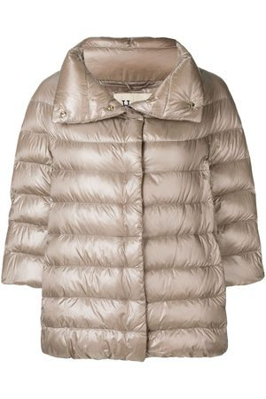 HERNO Iconic Aminta jacket - Neutrals